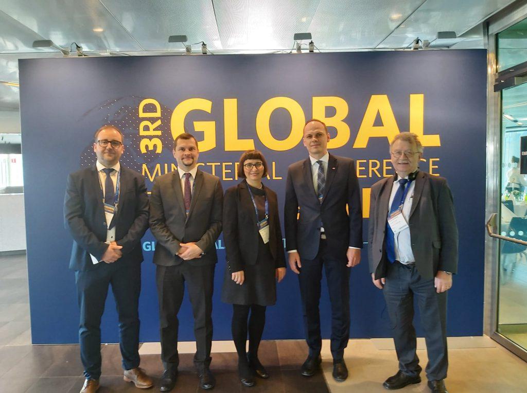 Konferencja na rzecz Bezpieczeństwa Ruchu Drogowego w Sztokholmie