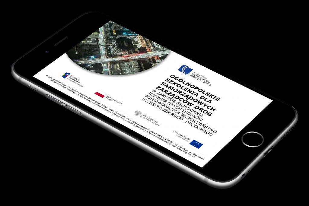 Rusza kurs e-learningowy poszerzający wiedzę z zakresu stosowania inżynieryjnych środków poprawiających bezpieczeństwo uczestników ruchu drogowego
