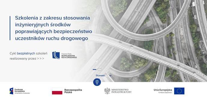 Ruszyła rekrutacja na szkolenia BRD dla zarządców dróg samorządowych