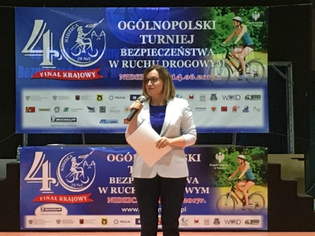 40. Finał Ogólnopolskiego Turnieju Bezpieczeństwa w Ruchu Drogowym