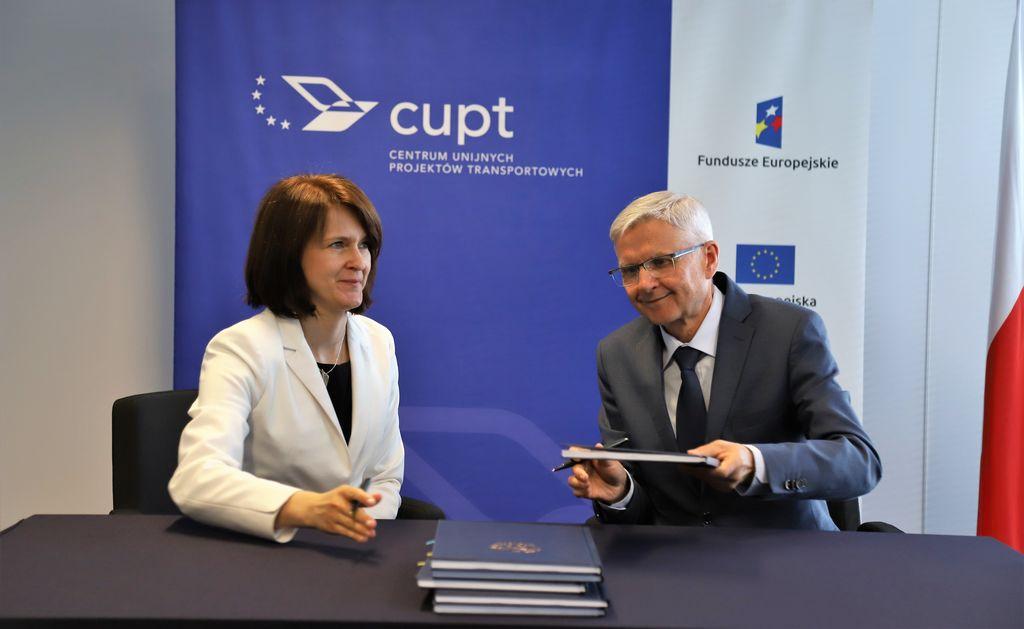 1,5 mld zł z UE na budowę dróg oraz edukację na rzecz bezpieczeństwa ruchu drogowego